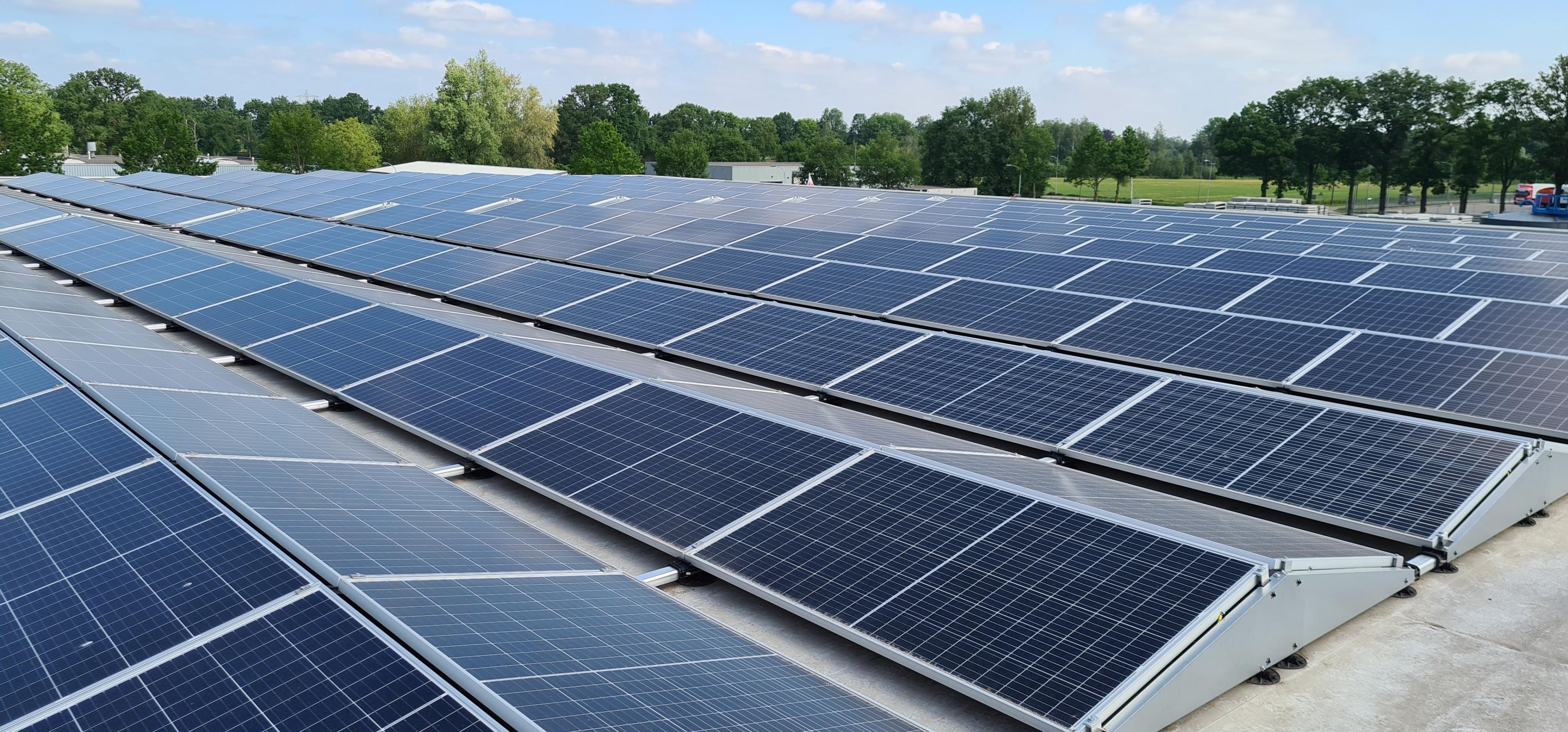 Swaans Agra produceert energieneutraal